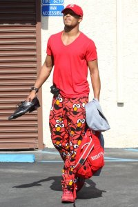 If you had time and money to perfectly color-coordinate your outfit, you've got five seconds to find a pair of pants